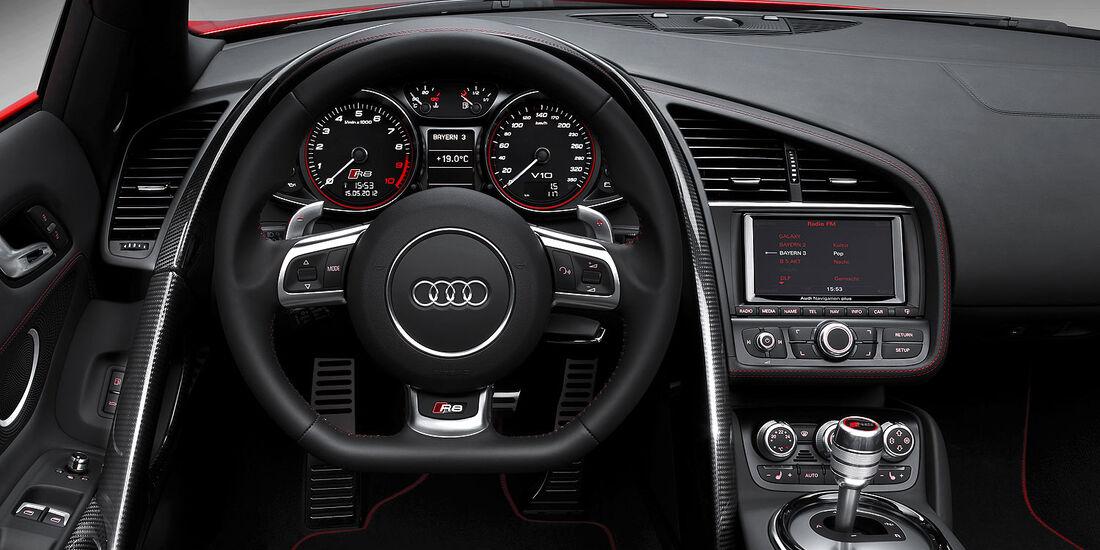 Audi R8 V10 Spyder 5.2 FSI 2012