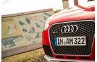 Audi RS 4  Avant, Kühlergrill