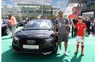 Audi RS 6 Performance - Douglas Costa - FC Bayern München - Dienstwagen
