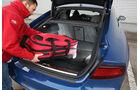Audi RS 7  Sportback, Kofferraum