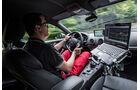Audi RS3 2015, Erlkönig, Innenraum, Cockpit