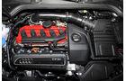Audi RS3, Scheinwerfer, Motor