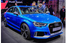 Audi RS3 Sedan Paris 2016