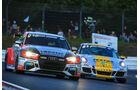 Audi RS3 TCR - Startnummer #172 - 24h-Rennen Nürburgring 2017 - Nordschleife - Samstag - 27.5.2017