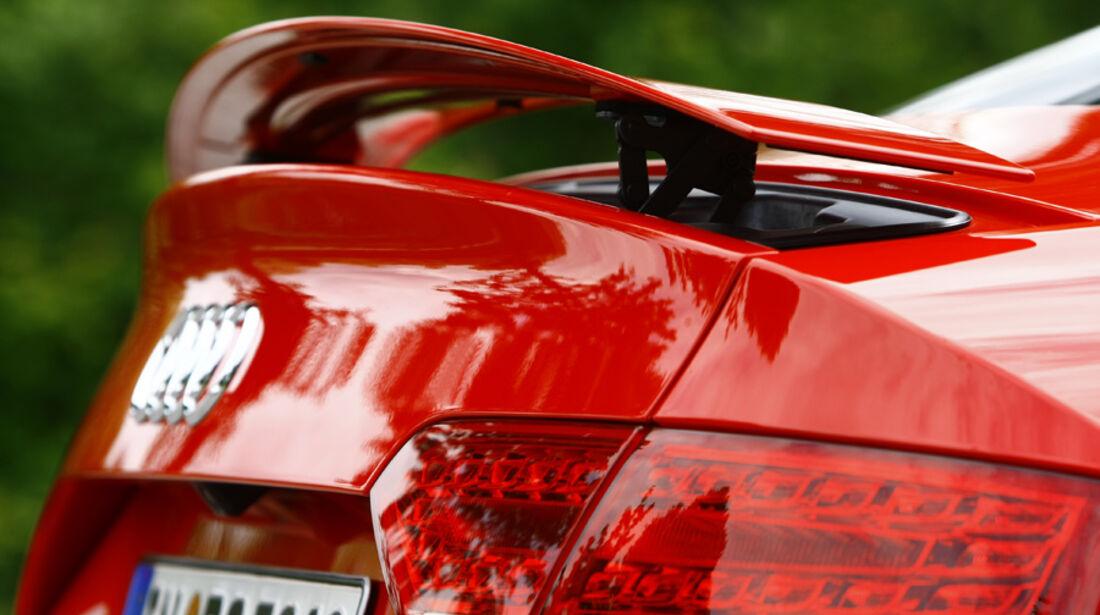 Audi RS5 Coupé Spoiler