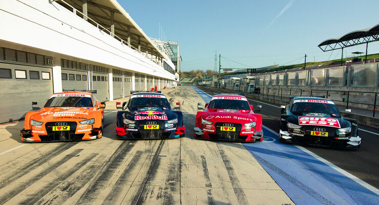 Audi RS5 DTM - DTM 2014