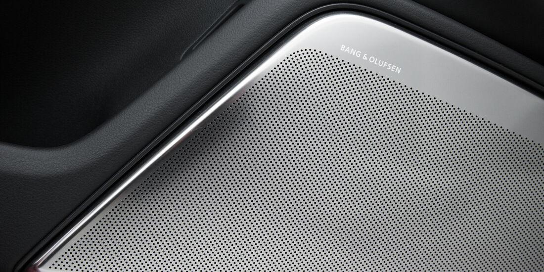 Audi RS6 Avant, Lautsprecher, Bang & Olufsen