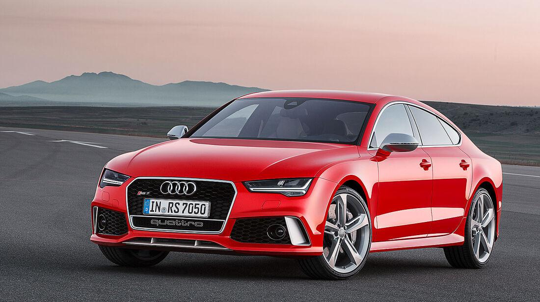 Audi RS7 Sportback Facelift 2014