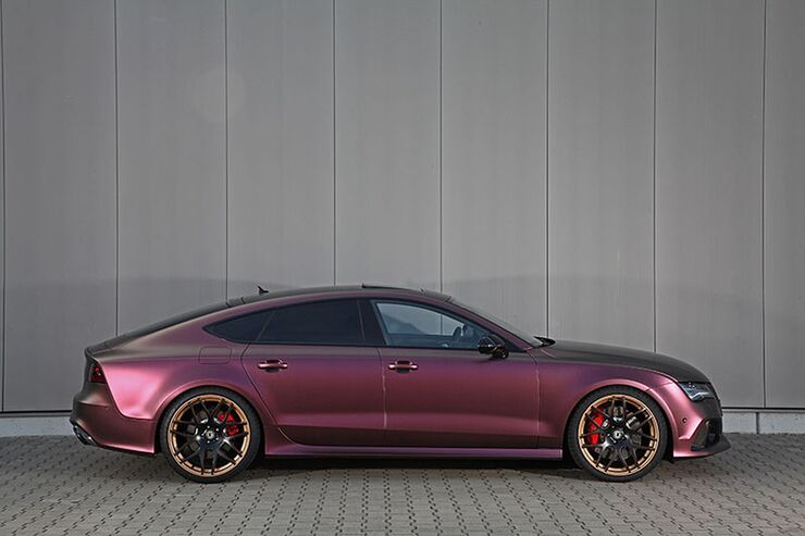 Audi RS7 von PP Performance