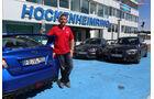 Audi S3, Subaru WRX Sti, BMW M135i x-Drive, Jens Dralle