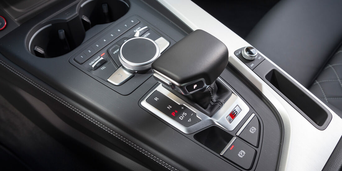 Audi S4 Avant 3.0 TFSI Quattro, Bedienelemente