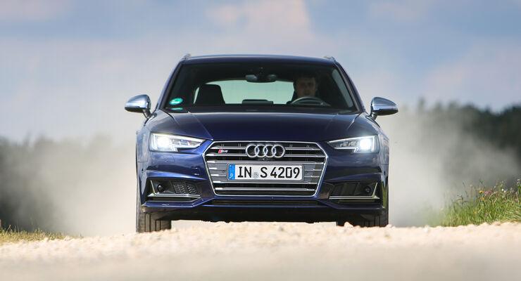 Audi S4 Avant 2017 Im Test Auto Motor Und Sport
