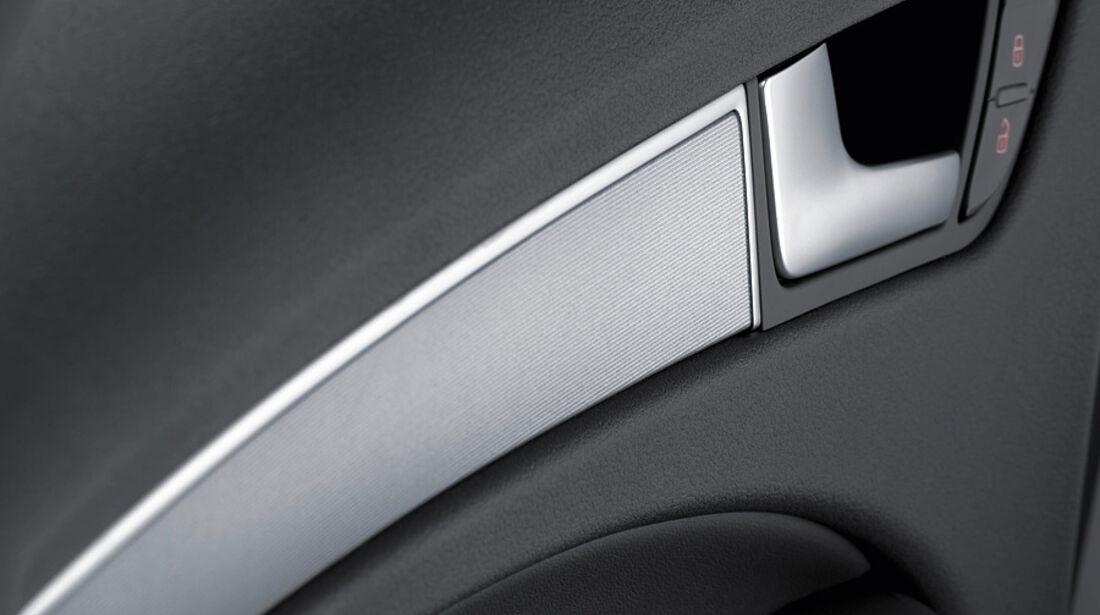 Audi S4 Modelljahr 2012, Innenraum,