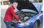 Audi S6 Avant, Exterieur mit jochen Albig