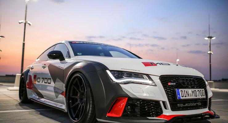 Audi S7 von M&D Exclusive Cardesign