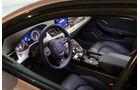 Audi S8 Plus 4.0 TFSI Quattro, Cockpit