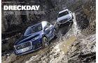 Audi SQ5 - Mercedes-AMG GLC 43 - SUV