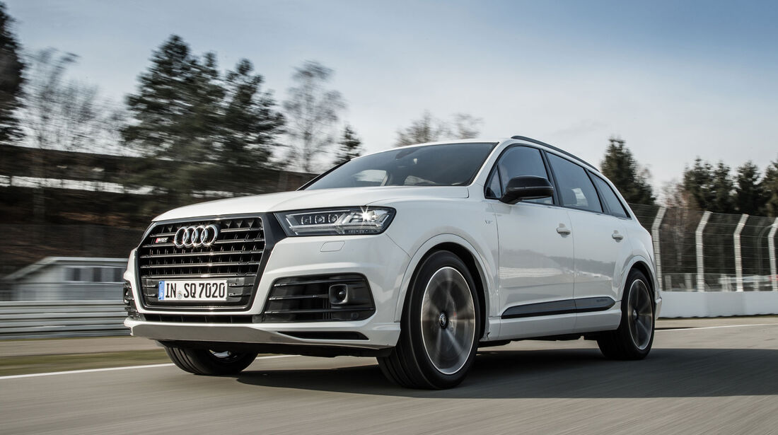Audi SQ7 TDI - V8-Biturbo - Diesel - SUV