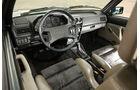 Audi Sport Quattro, Cockpit