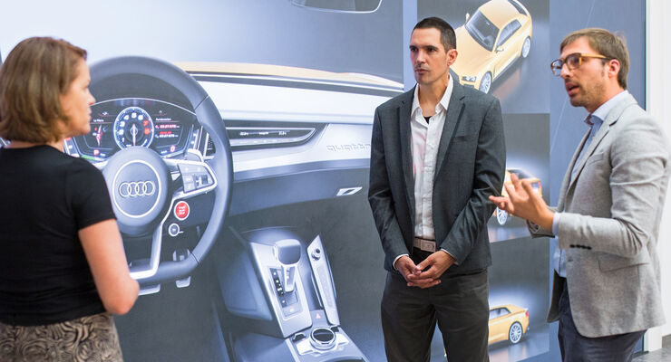 Audi Sport Quattro Concept, Priemer, Becker, Kandler