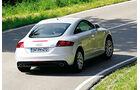 Audi TT, Heckansicht