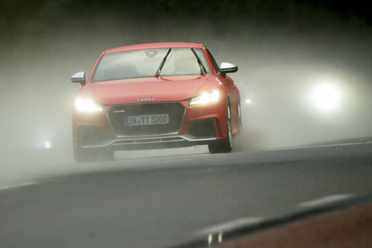 Audi TT RS 2016, Fahrbericht, Le Mans, 06/2016