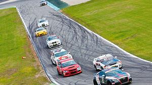 Audi TT RS, Finalrennen