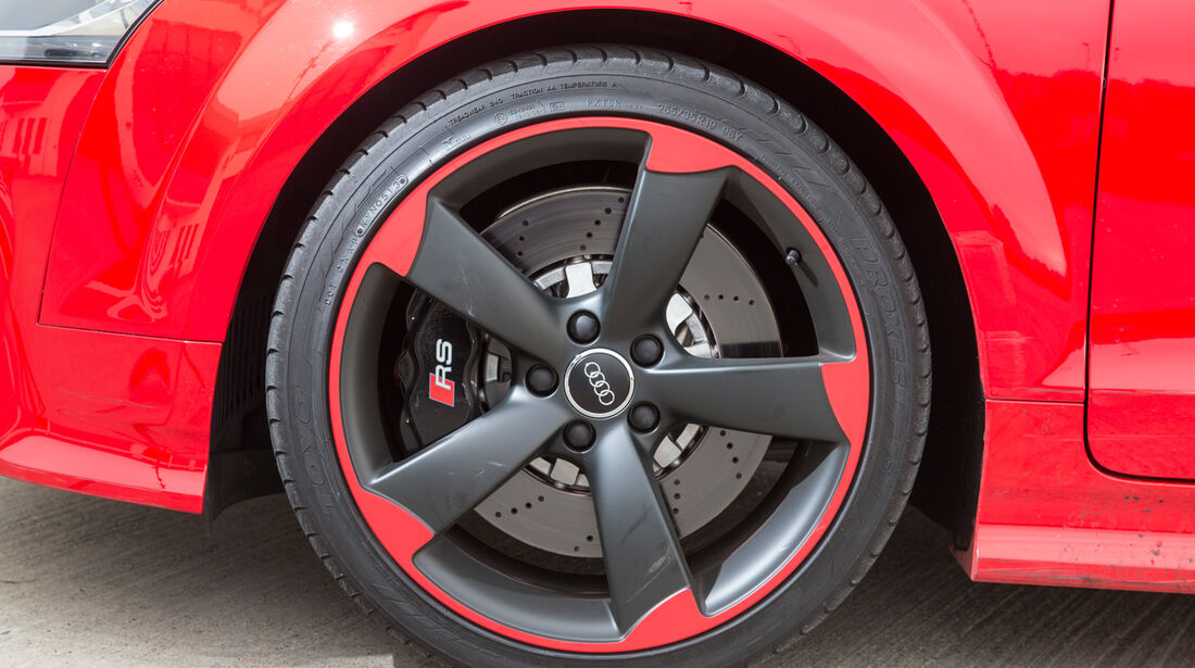Audi TT RS Plus, Rad, Felge, Rad
