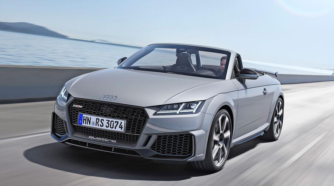 Audi TT RS Roadster - Serie - Cabrios bis 100000 Euro - sport auto Award 2019