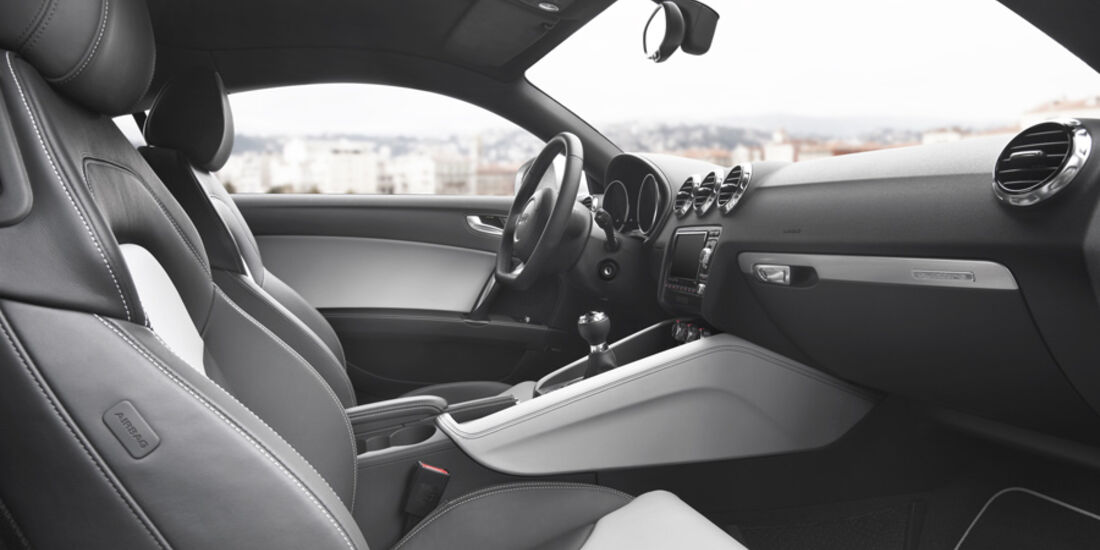 Audi TT RS S tronic Innenraum