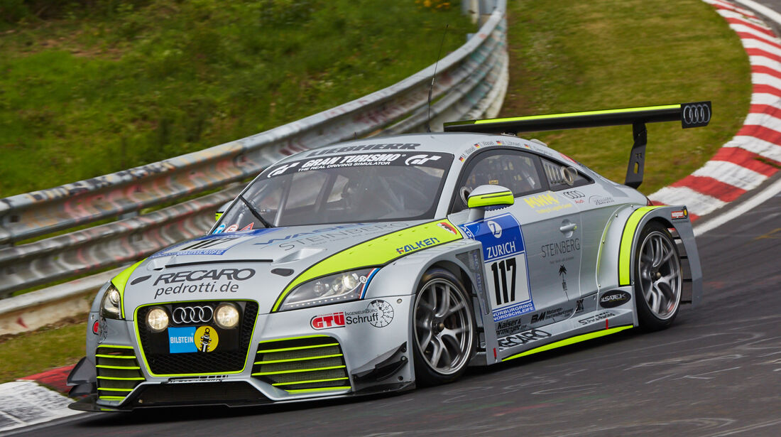 Audi TT RS - Scuderia Colonia e. V. - Startnummer: #117 - Bewerber/Fahrer: Matthias Wasel, Wasel Thomas, Marcus Löhnert, Elmar Deegener - Klasse: SP3 T