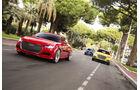 Audi TT SUV- Concept, Fahrbericht