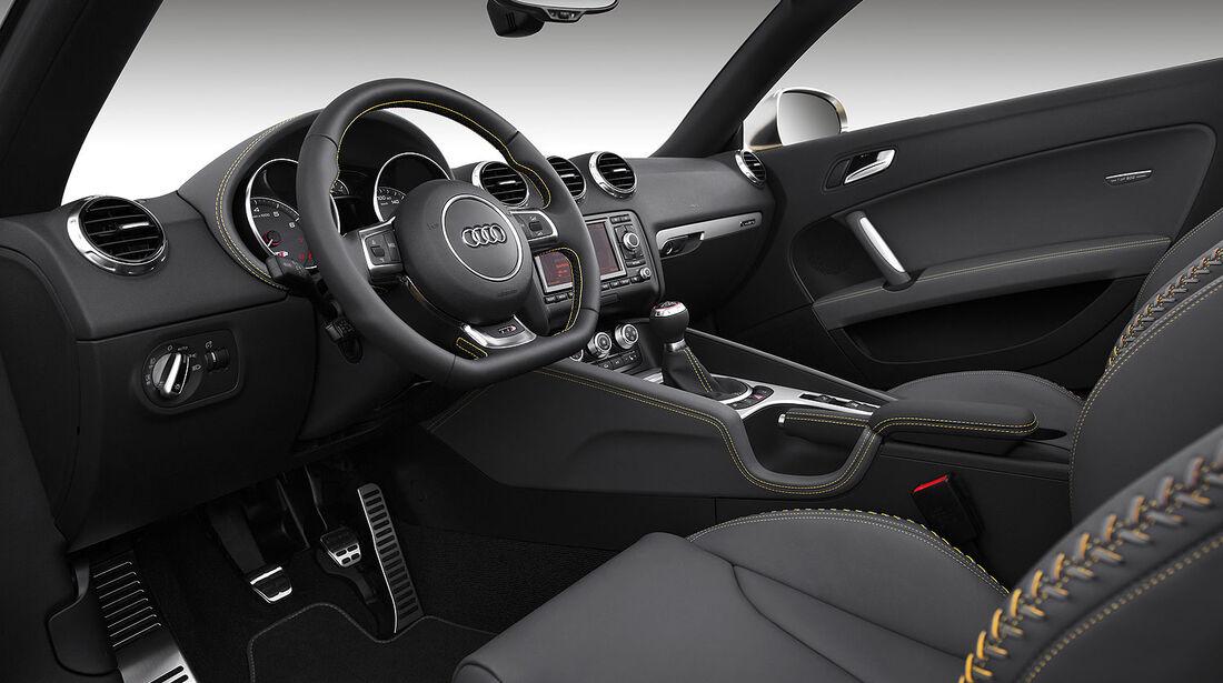 Audi TTS Competition Roadster Sondermodell