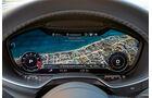 Audi TTS S tronic, Rundinstrumente