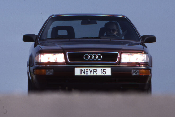 Audi V8 3.6 Fahrt Front