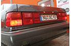Audi V8, Typ 4C, 1988–1994, Heckleuchte