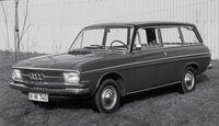 Audi Variant 72 von 1966