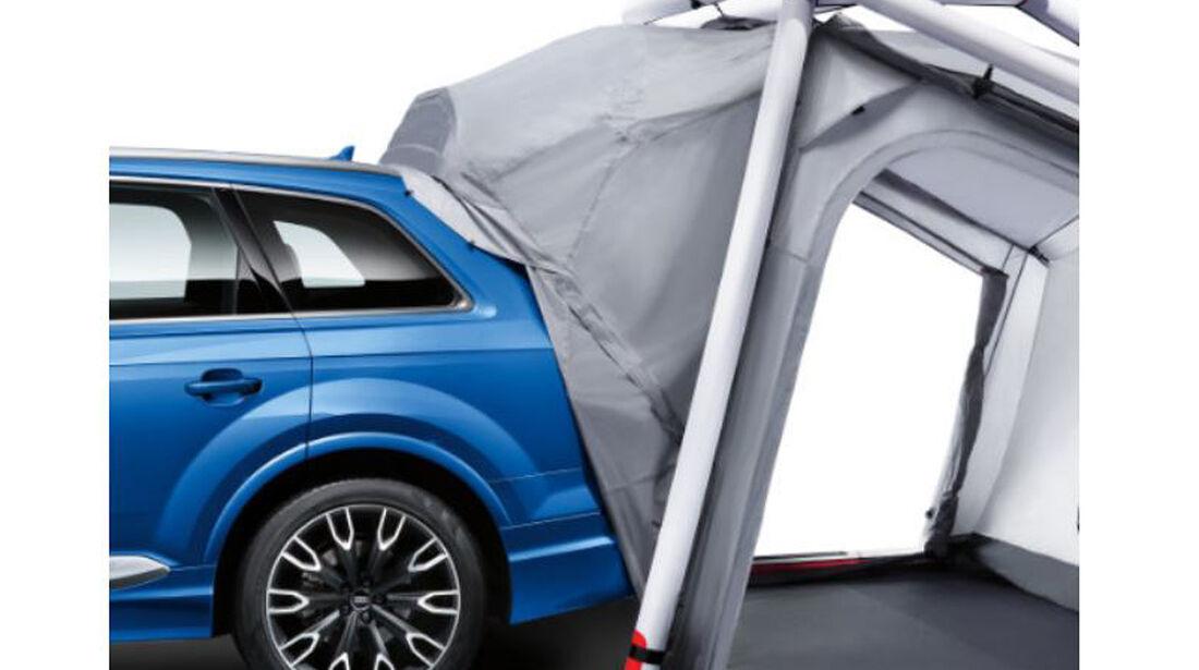 Audi Zeltverbinder