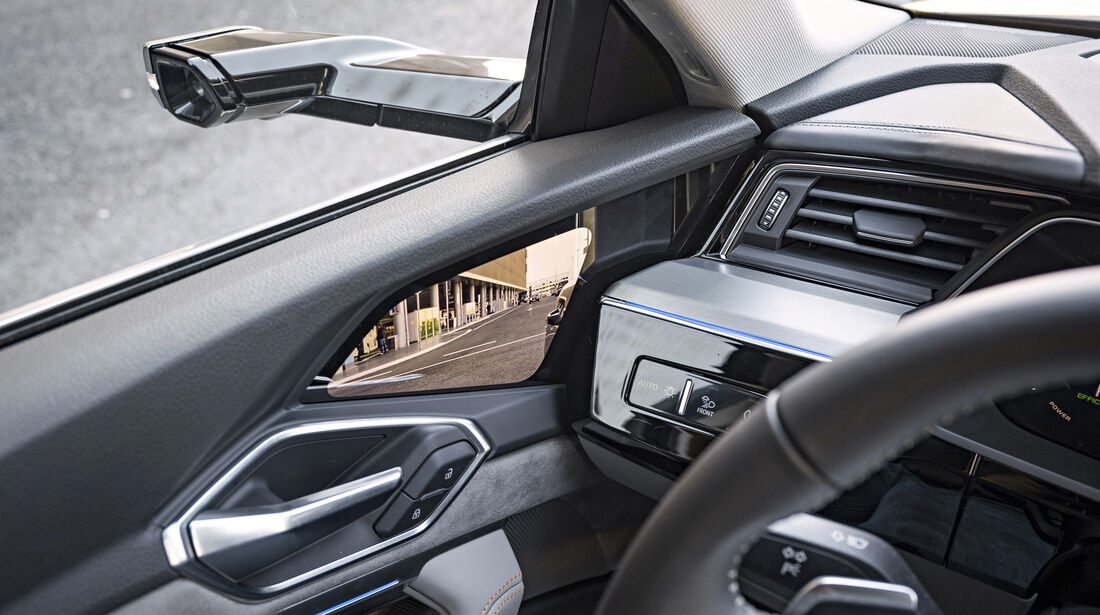 Audi e-tron 55 Quattro Advanced, Interieur