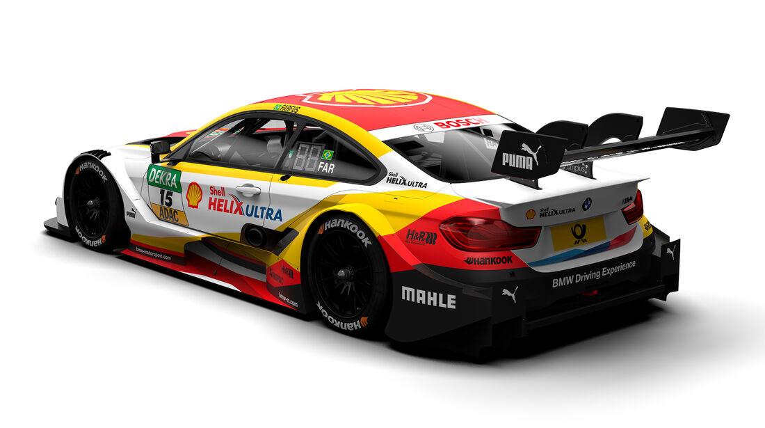 Augusto Farfus - BMW - DTM-Autos 2018