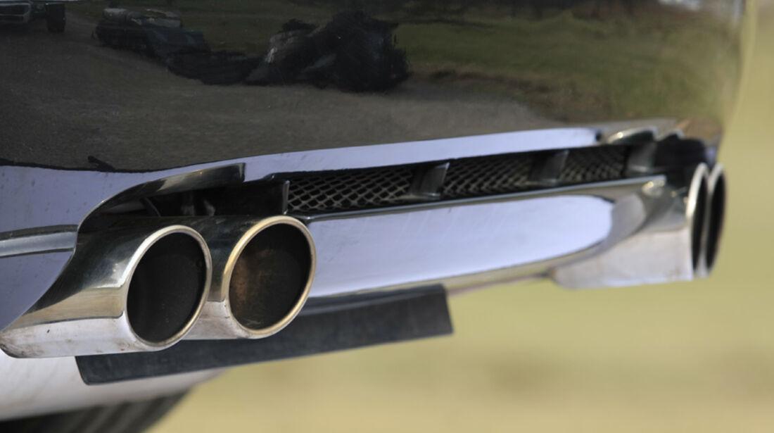 Auspuff Arden-Jaguar XKR Cabrio AJ 20