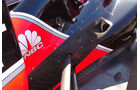 Auspuff Marussia GP Australien 2012