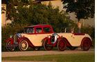 Austin 7 Swallow Sports Saloon Mk II