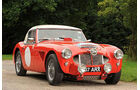 Austin-Healey 3000 MkII Rally Car