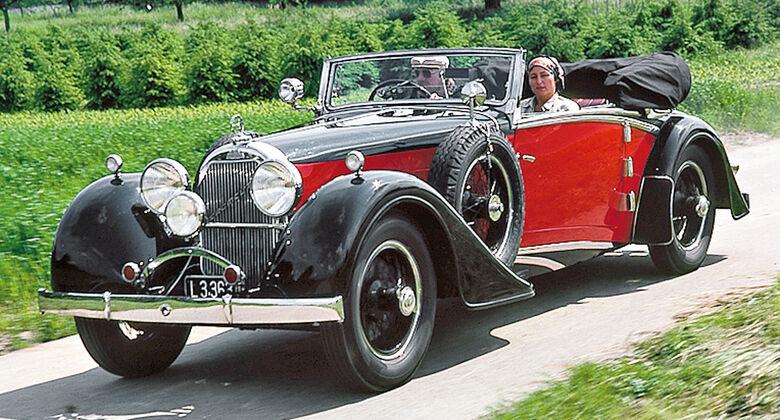 Austro-Daimler Bergmeister