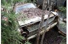 Autofriedhof Bästnäs, Opel Rekord