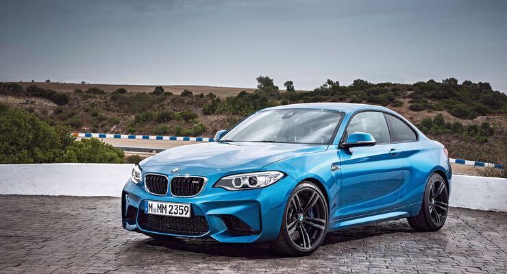 Autonis 2016, Leserwahl, BMW M2 Coupé