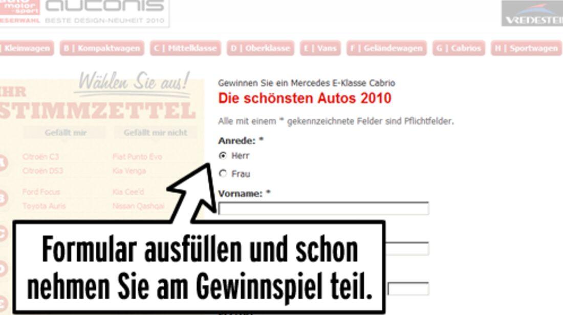Autonis - Teilnahme: So geht's (8)