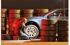 Autopflege, Reifenwechsel