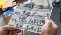 Autorennbahn, Digital-Version, Bedienungsanleitung